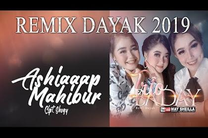 Lirik Lagu Dayak Ngaju Kalimantan Tengah Bawi Dayak - Ashiaap Mahibur