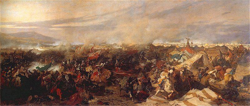 Józef Brandt: Battle of Vienna