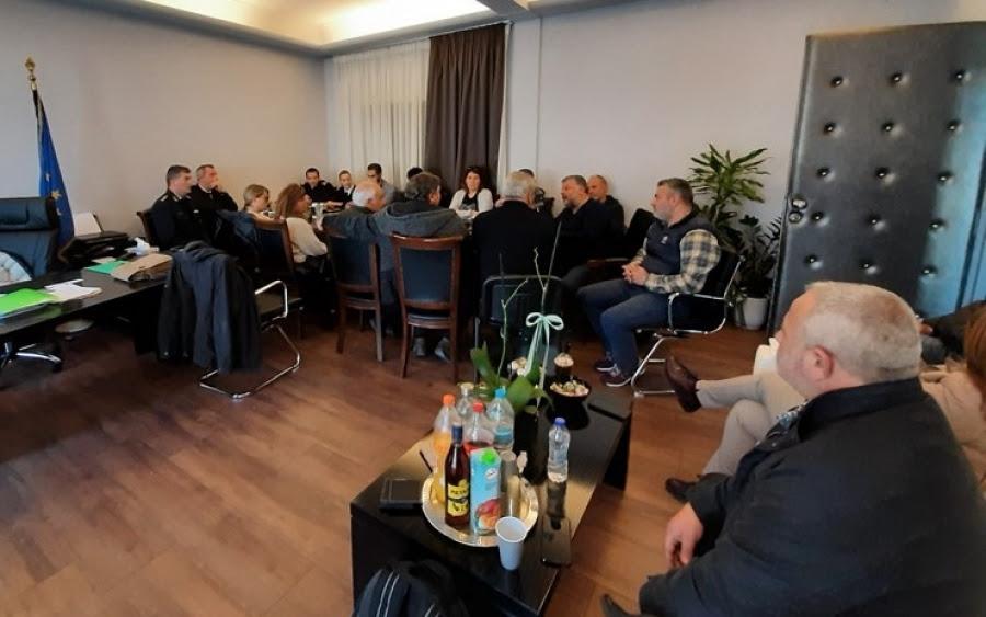 Δήμος Αργοστολίου: Συνάντηση φορέων με θέμα τη σωστή οργάνωση και διαχείριση των ροών των επισκεπτών κρουαζιέρας