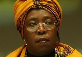 Dr. Nkosazana Dlamini-Zuma, Minister of Home Affairs in the Republic of South Africa, has been sworn in as the new African Union Commission Chair. The decision was made at the Summit held in Addis Ababa, Ethiopia on July 15, 2012. by Pan-African News Wire File Photos