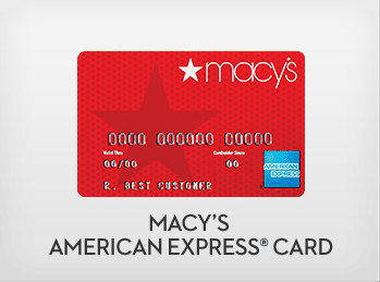 Unlike the regular Macy's credit card, if you sign up for their AmEx counterpart you are eligible for the Star Rewards program. This is essentially a gift certificate program where Macy's will mail you gift cards that can be used on future purchases at their store%.