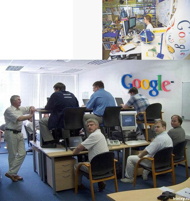 4-Working at Google in the Third World