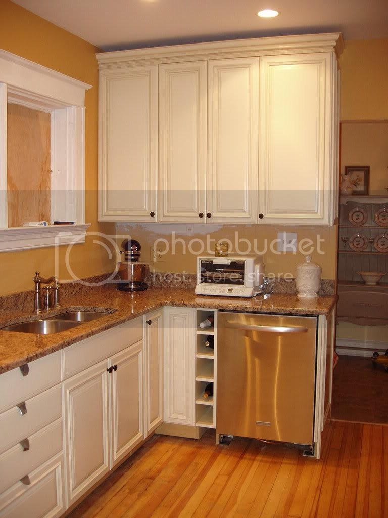 Please share photos of small kitchens