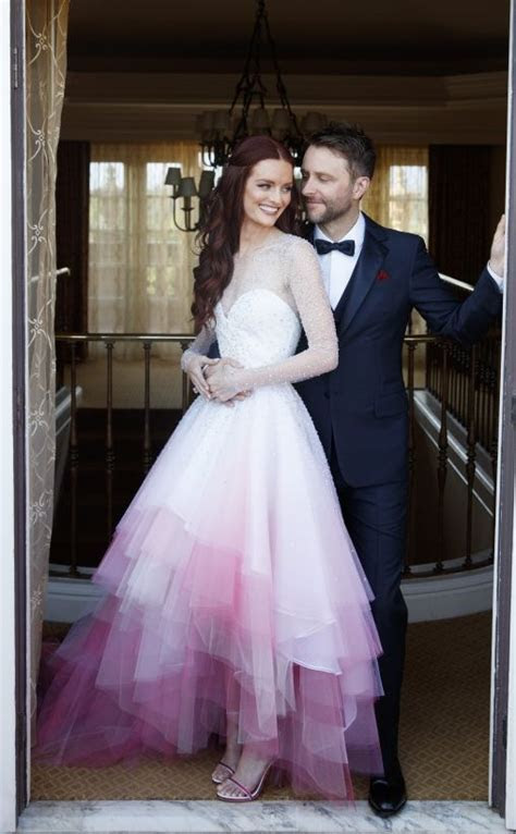 The Bride Wore What? Unconventional Celeb Wedding Dresses