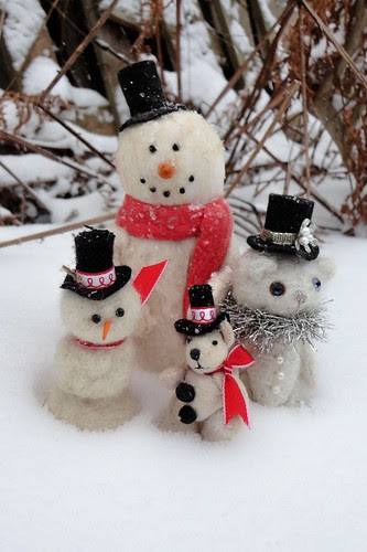 winter is for snowmen!