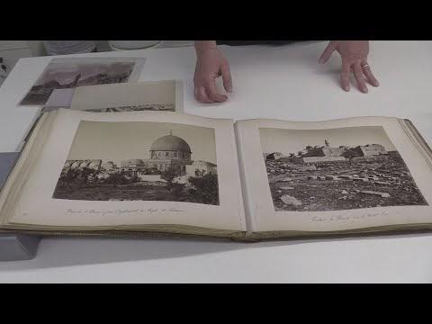 Fotos inéditas mostram Terra Santa  no século XIX