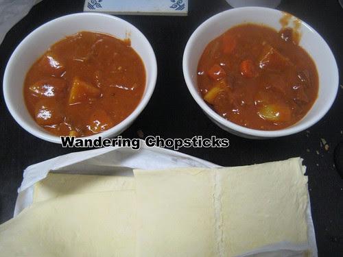 Bo Kho (Vietnamese Beef Stew) Pot Pie 13