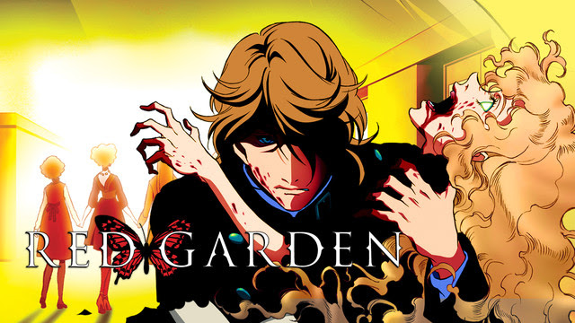 Red Garden Anime