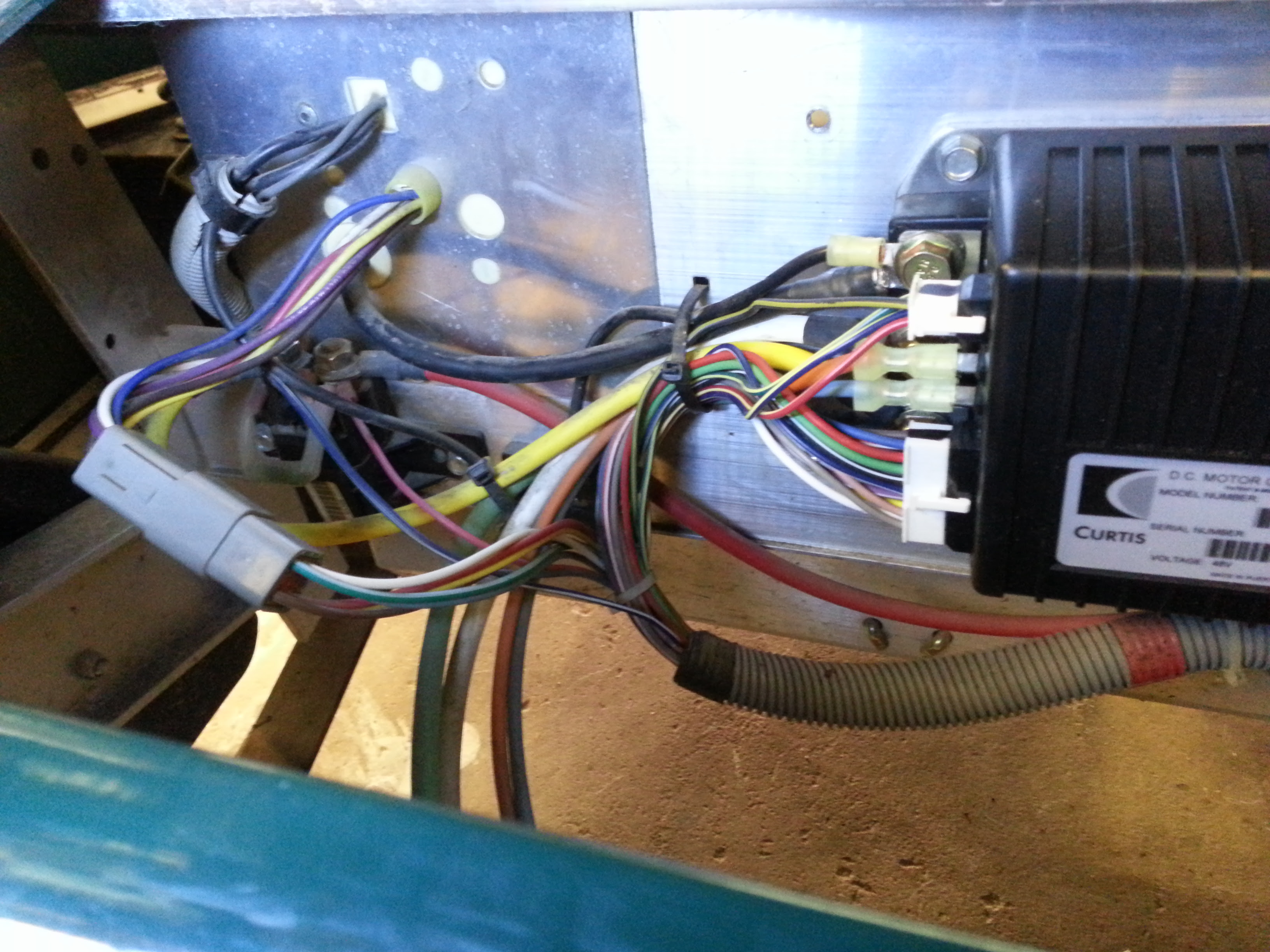 2008 Club Car Wiring Diagram 48 Volt