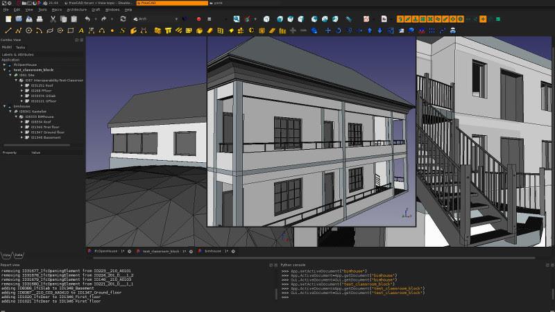Ingenieria libre freecad un 3d cad libre for Arquitectura parametrica pdf