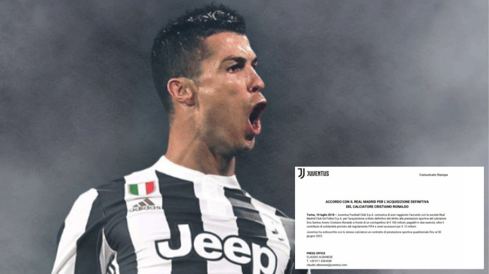 A Complete Breakdown Of Cristiano Ronaldos Massive Contract