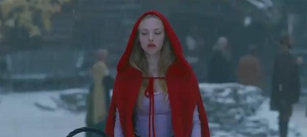 Imagen de la nueva 'Caperucita Roja'