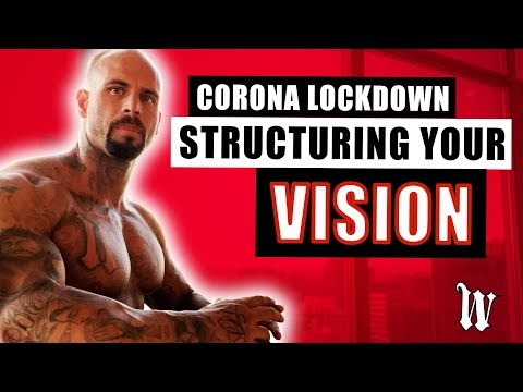 Structuring your VISION