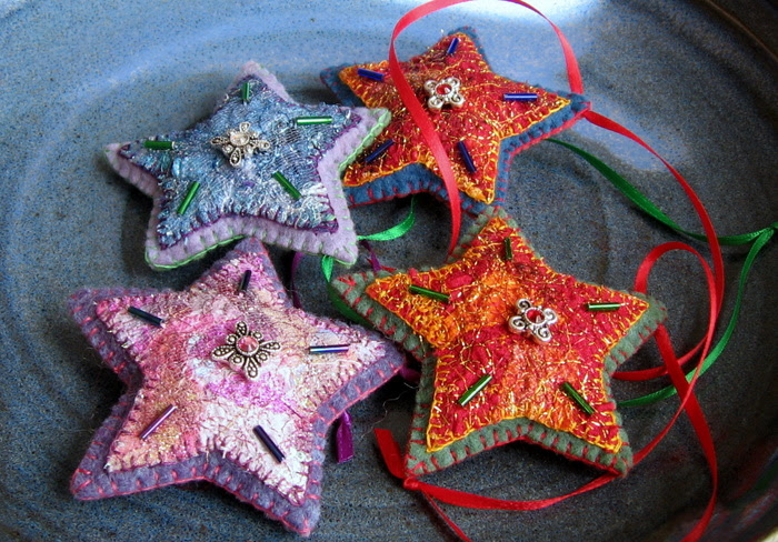 Fabric Stars