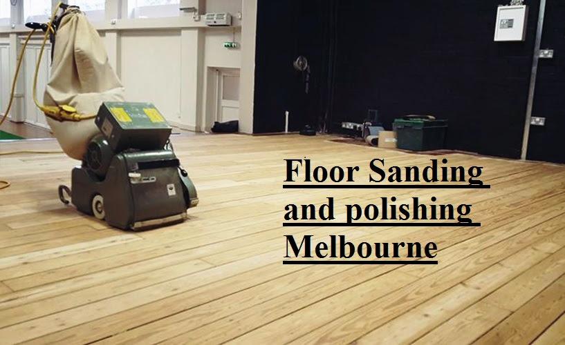 Floor Sanding and polishing in Melbourne