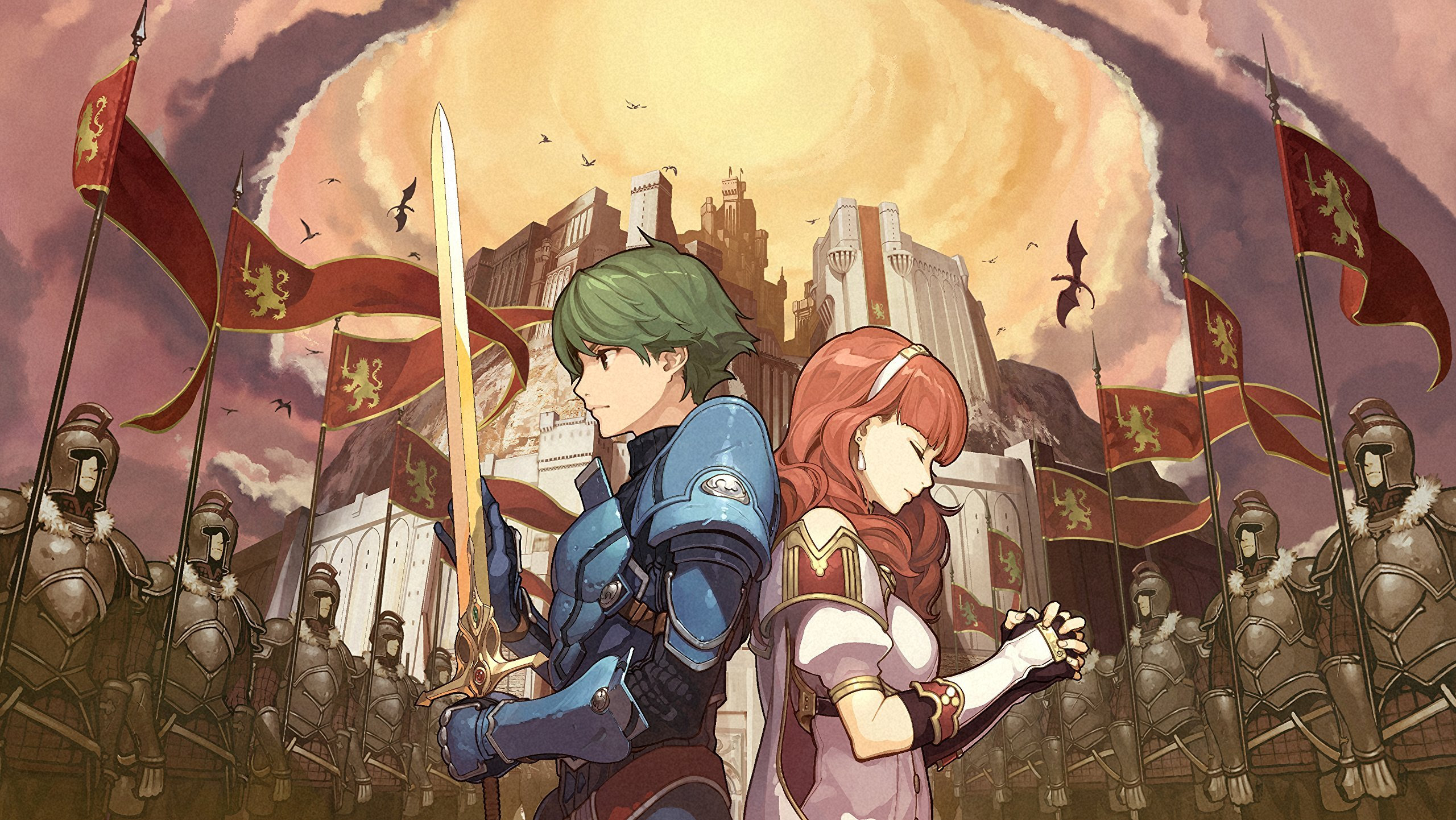 Review: Fire Emblem Echoes: Shadows of Valentia screenshot