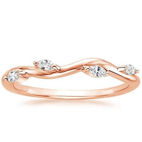 Winding Willow Diamond Ring (1/8 ct. tw.) in 14K Rose Gold
