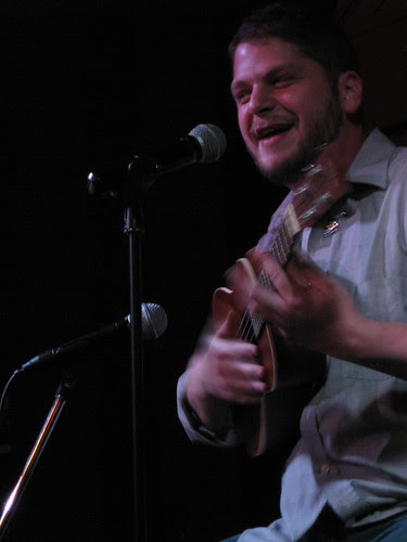 Ben Lerman at Mary's Attic, Andersonville, Chicago