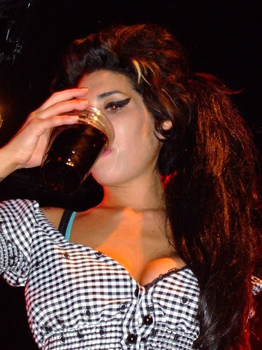 amy winehouse @ the highline ballroom
