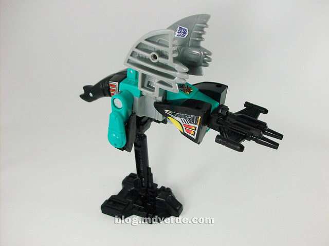 Transformers  Seawing G1 Reissue - modo arma