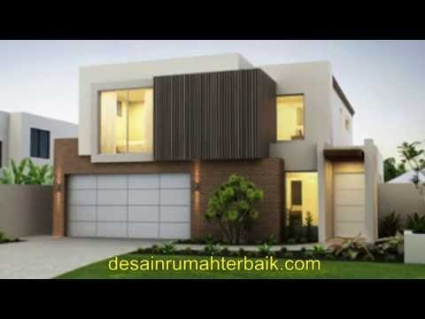 inspirasi kumpulan contoh desain rumah minimalis modern