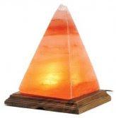 Lampada di Sale Himalaya - Forma Piramide