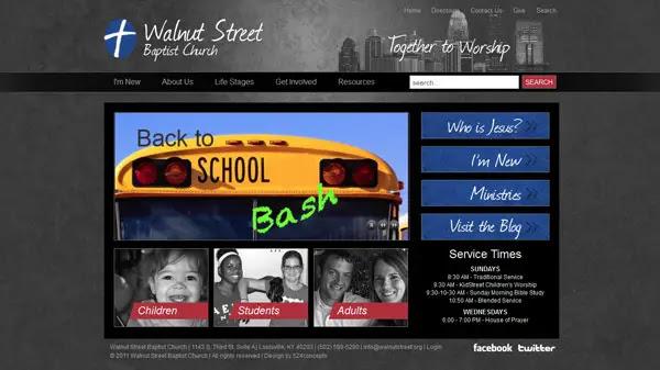 Walnut Street Bapist Church