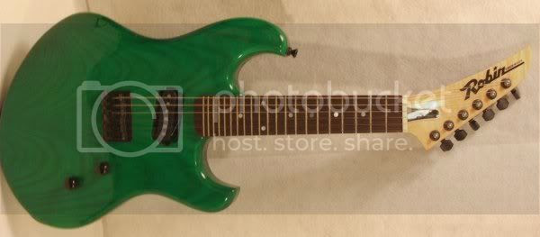 Robin Octave Guitar