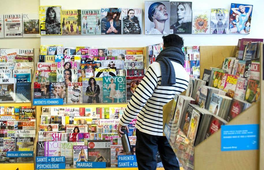 Le magazine «Véro» pourrait devenir indépendant, a laissé entendre la principale intéressée, Véronique Cloutier.