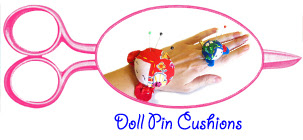 free doll pin cushion sewing pattern