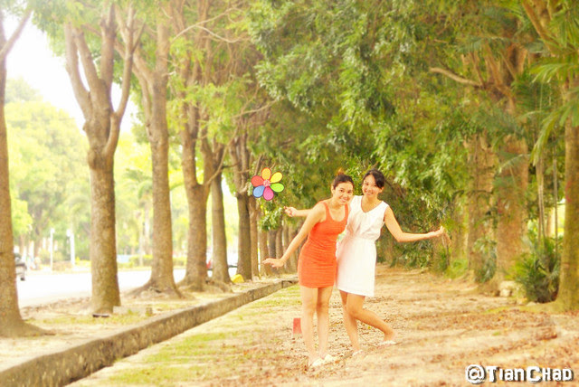 Nicole Chua & YiWern | The Chua Sister Photoshoot