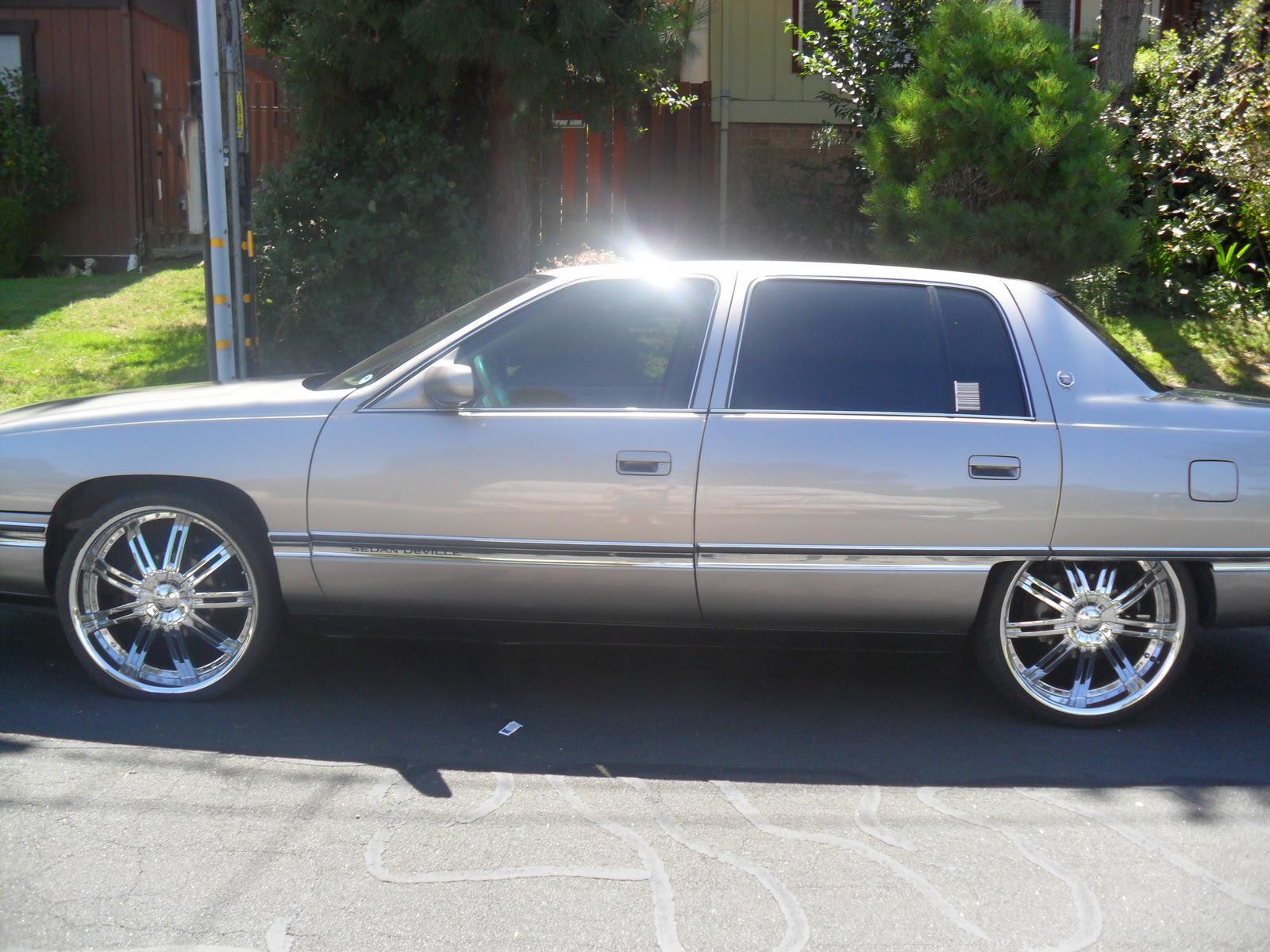 1995 Cadillac DeVille - Pictures - CarGurus