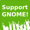 Become a Friend of GNOME