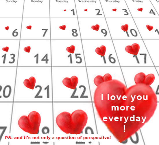 I Love You More Everyday Free Madly In Love Ecards Greeting Cards