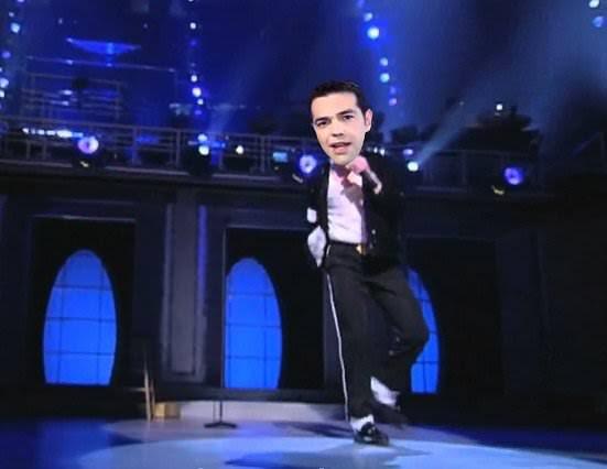 Tsipras Michael Jackson
