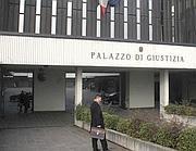 Il palazzo di Giustizia di Reggio Emilia