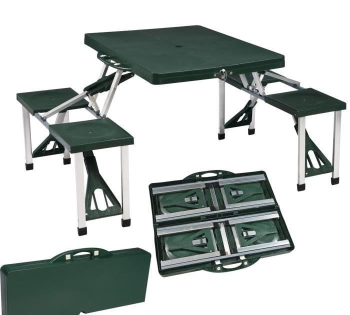 table rabattable cuisine paris table de picnic. Black Bedroom Furniture Sets. Home Design Ideas