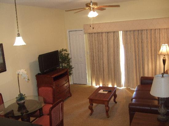 Living Room - Dinette - Picture of The Point Orlando Resort ...