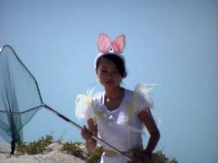 Production Photo 3 - The Rabbit
