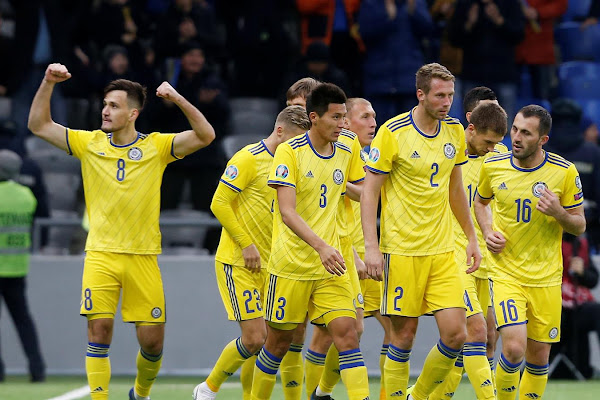 e7531f4fe04 Football news - Scotland humiliated by Kazakhstan in Euro 2020 qualifying  opener