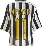 パベル・ネドベド直筆サイン入りユニフォーム (2003/04 Juventus/Home)