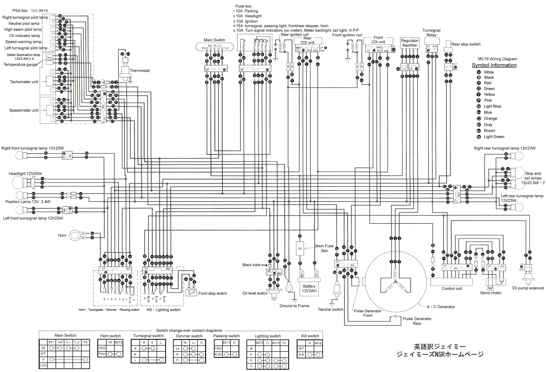 Nsr250 Wiring Diagrams Tyga Performance
