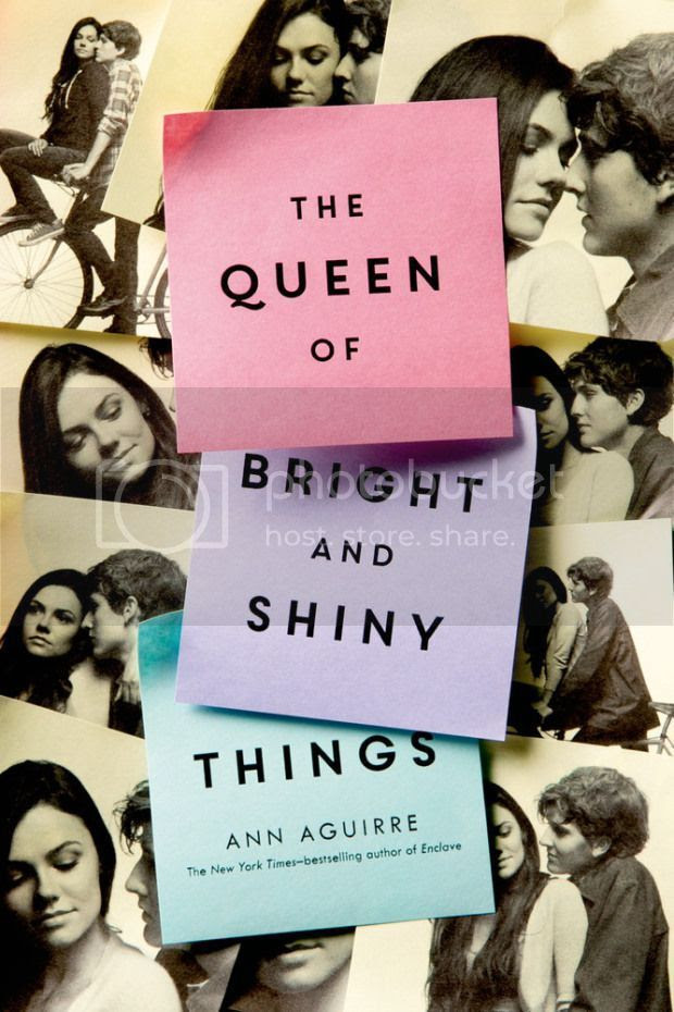 https://www.goodreads.com/book/show/17998543-the-queen-of-bright-and-shiny-things