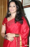 Indu Thampi at Nizhal Press Meet (2)