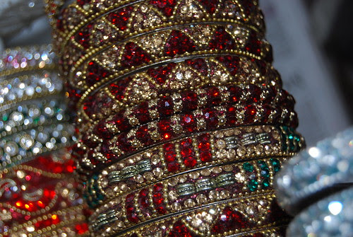 Glass Bangles by srinathiyer