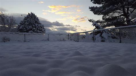 Christmas Day Snow Photos   The Daily Courier   Prescott, AZ