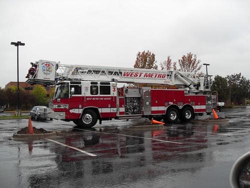 West Metro Fire Department by paulswansen