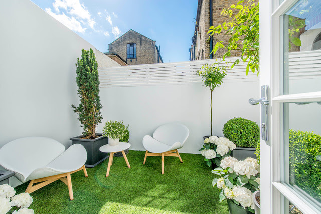 17 Adorable Design Ideas For Your Small Courtyard
