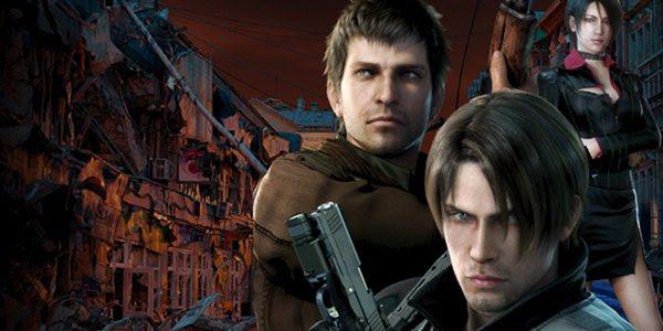 Resident Evil: Condenação ganha pôster e teaser no Japão