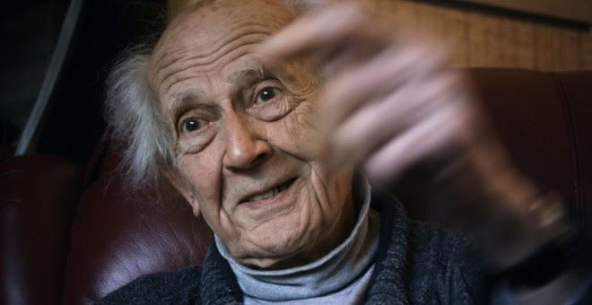 Zygmunt Bauman, en 'La teoría sueca del amor'